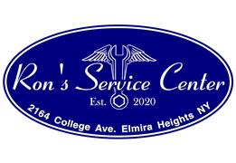 Welcome to Ron's Service Center