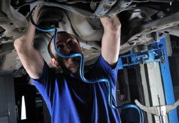 Welcome to B & E Auto Service