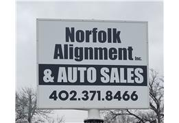 Welcome to Norfolk Alignment