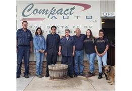 Welcome to Compact Auto Repair