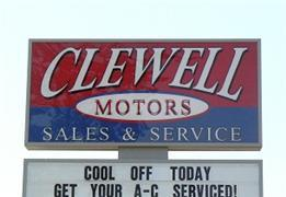 Welcome to Clewell Motors