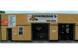 Welcome to Cunningham's Service