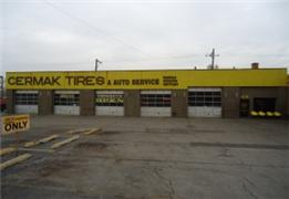Welcome to Cermak Tires & Auto Service