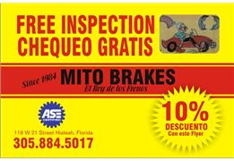 Welcome to Mito Brakes