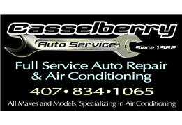 Welcome to Casselberry Auto Service